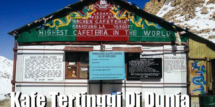 Rasakan Indahnya Makan Kafe Tertinggi di Dunia